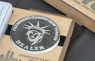 President Casino New Yorker Case