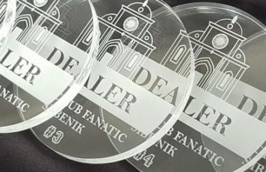 Poker Club Fanatic – Dealer Buttons