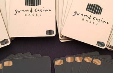 Card-protector for the Grand Casino Basel (CH)