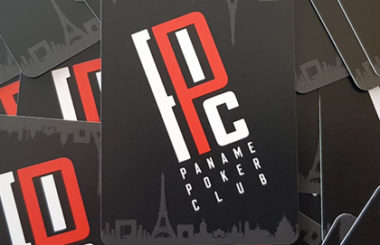 Cut-Cards pour le Paname Poker Club