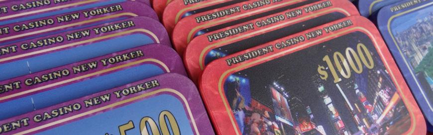 President Casino New Yorker Plaques