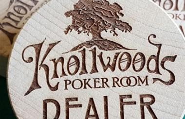 Knollwoods Dealer Buttons